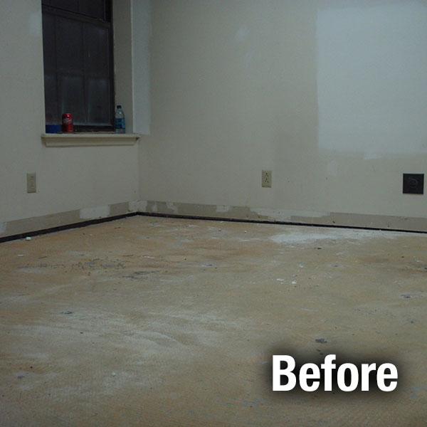Concrete Floor Leveling Cincinnati | A1 Concrete Floor Leveling